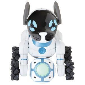 chip robot toy dog