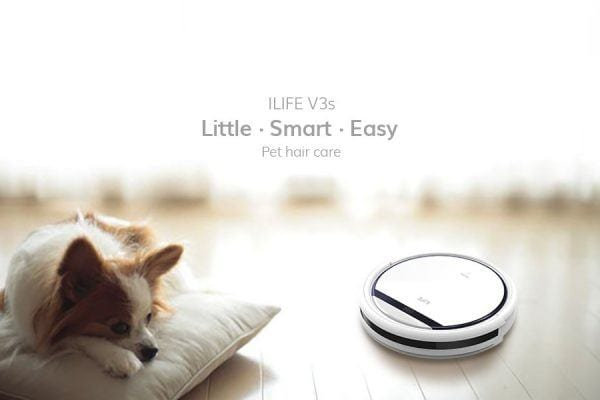 ilife vacuum cleaner for pet hair