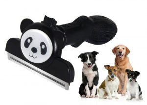 deshredering grooming tool for dogs