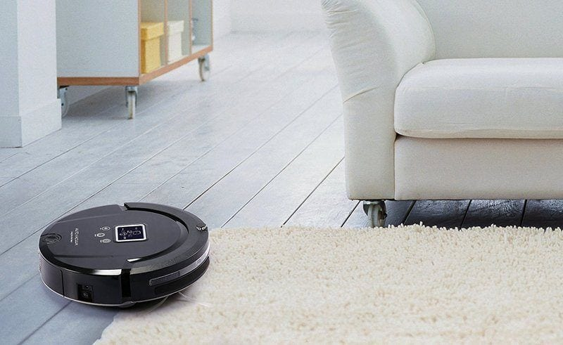 Loomin A320 Robot Floor Vacuum Cleaner For Pet Hair Review