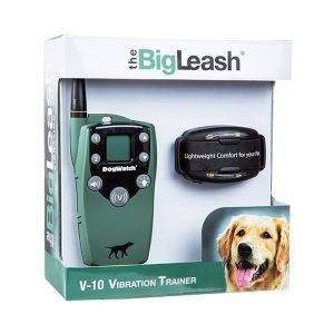 bigleash v-10 dog training collar review