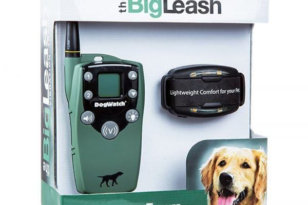 bigleash v-10 dog training collar review