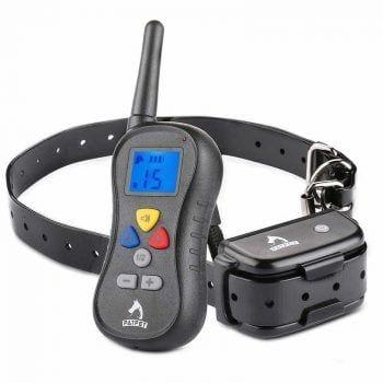 PATPET PTS-018 dog training collar