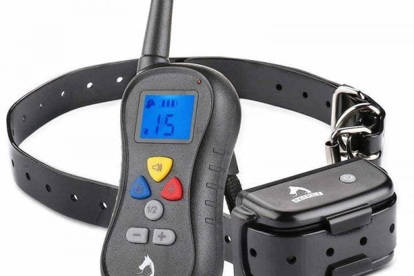PATPET PTS-018 dog training collar review