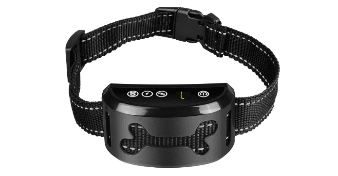 POP VIEW Bark Collar REview